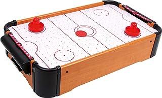 Small Foot by Legler Bord-luft-hockey med 1 puck och 2 klubbar samt punktspjäll, kan placeras på valfri bordsskiva, främja...