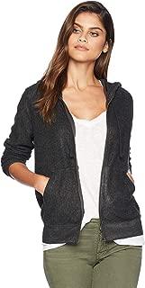 Women's Stayin in Fleece Charcoal Small