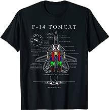 F-14 Tomcat Specs Shirt TShirt  T-Shirt