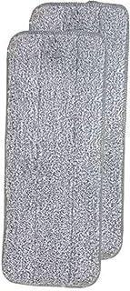 Starlyf AUTOCLEAN MOP - Lot de 2 serpillières - En microfibre - Pour le balai autonettoyant