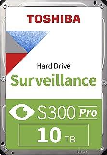 """Toshiba HDWT31AUZSVA 10TB S300 3.5"""" Surveillance Hard Drive"""