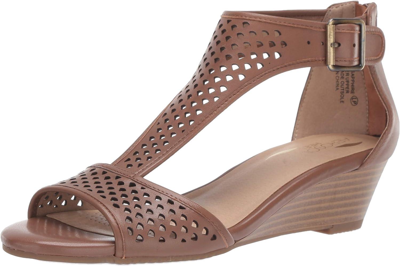 Aerosoles Women's Sapphire Sandal Outlet ☆ Free Shipping Popular brand Wedge