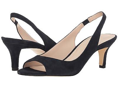 Pelle Moda Belini (Midnight Suede) High Heels