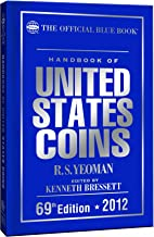 2012 Hand Book of United States Coins Blue Book (Handbook of United States Coins: The Official Blue Book) (Official Blue Book of United States Coins)