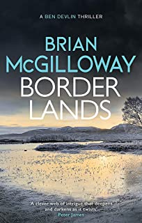 Borderlands: A body is found in the borders of Northern Ireland in this totally gripping novel