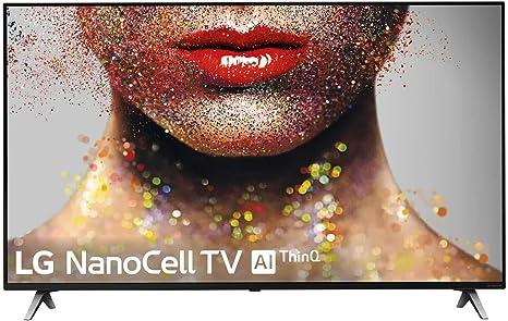 TALLA 55 pulgadas. LG TV NanoCell AI, 55SM8500PLA, Smart TV 55