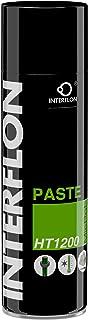 Interflon Paste HT1200 (Aerosol) 300 ML Can - High Temperature, Food Grade Assembly Grease/Anti-Seize Paste