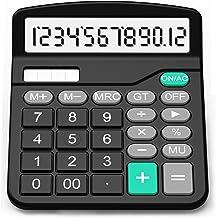 Scuola elementare Calcolatrice con Schermo a 8 Cifre Funzioni Tradizionali e avanzate Rosa//Blu//Verde//Nero LEXIBOOK C123Z Colori Assortiti