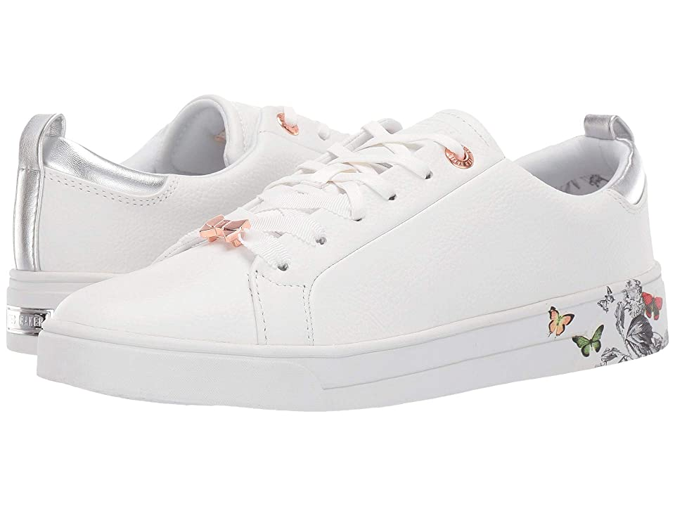 Ted Baker Mispir (White Narnia) Women's Shoes