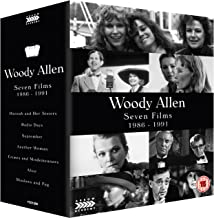 Woody Allen: Seven Films - 1986-1991 Hannah and Her Sisters / Radio Days / September / Another Woman / Crimes and Misdemea NON-USA FORMAT Reg.B United Kingdom