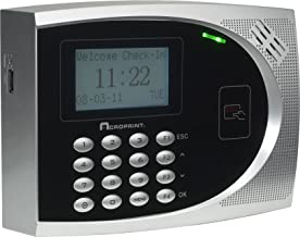 Acroprint 01-0249-000 TimeQplus Proximity Bundle (English/Spanish); Includes timeQplus Sotfware and TQ600P proximity terminal with cables, power supply and mounting hardware