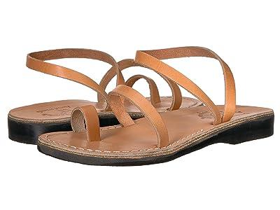 Jerusalem Sandals Ella (Tan) Women