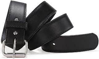 XGeek Concealed Carry CCW Leather Gun Belt   Genuine Leather Belt for Gun Carry   Mens Heavy Duty EDC Belt 1 1/2-Inch