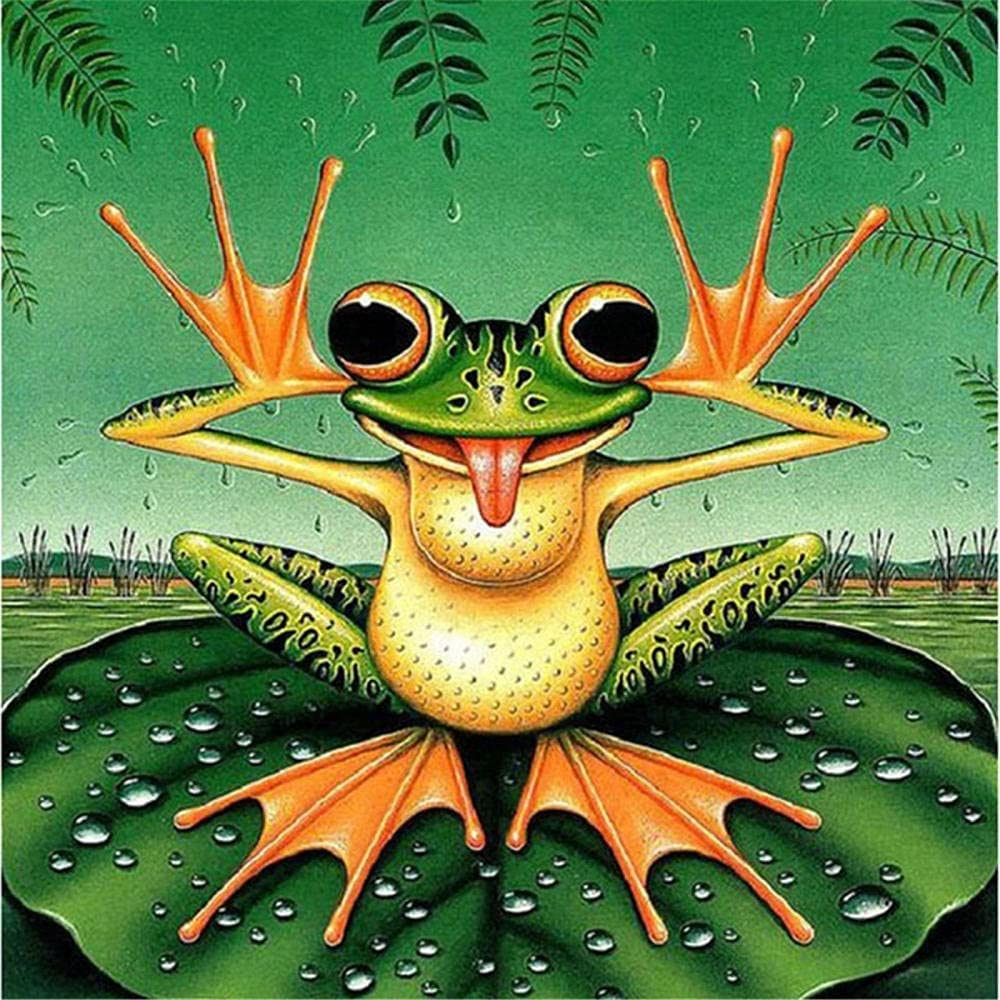 Puzzles for Award-winning store Limited time trial price Adults 1500 Piece Resolution Frog High Jigsaw Puzzle
