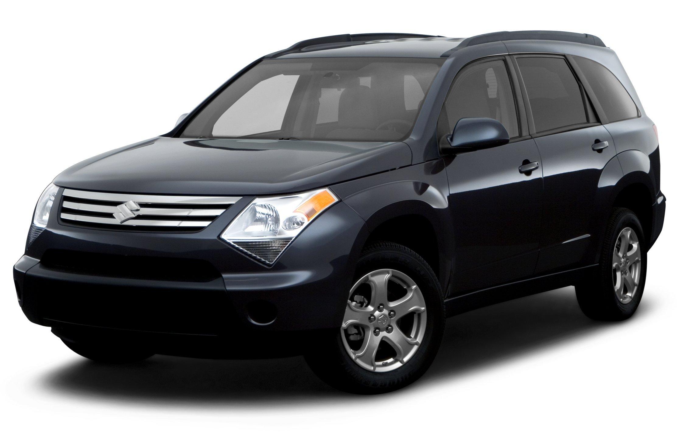 ... 2008 Suzuki XL-7 Special Edition, All Wheel Drive 4-Door ...