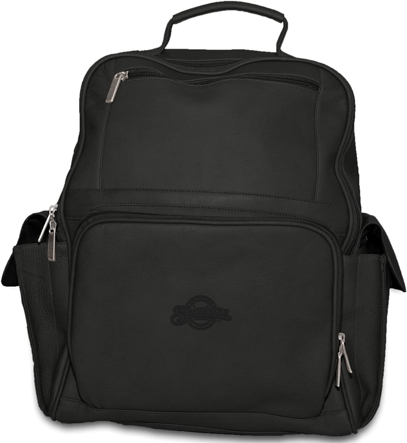 MLB Black Leather Ranking We OFFer at cheap prices TOP10 Computer Backpack Large