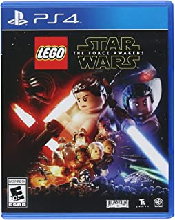 LEGO Star Wars The Force Awakens By Warner Bros Interactive Free Region - PlayStation 4