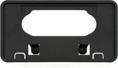 2009 - 2014 Compatible with Ford F150 Front License Plate Bumper Mounting Bracket Frame Holder to add front license or vanity plate (NOT compatible with Harley Davidson, SVT and Ecoboost models)