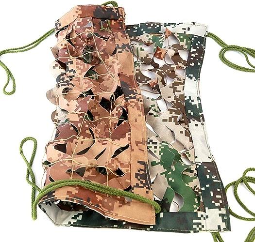 Chunlan 420D Polyester Oxford Impression Recto Verso étanche Filet De Camouflage Camping Cacher Décorations D'intérieur écran Solaire Filet D'ombrage (Taille   6X6m)