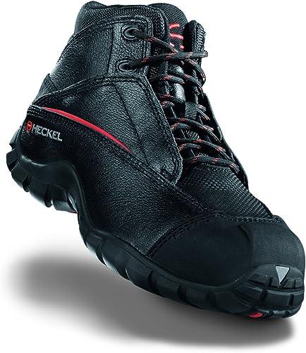 Heckel Macsole Sport MACPULSE + MACJUMP S3 HRO SRA - Sporty Chaussure de sécurité Sandale - 100% métal Libre