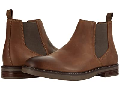 Clarks Paulson Up (Beeswax Leather) Men