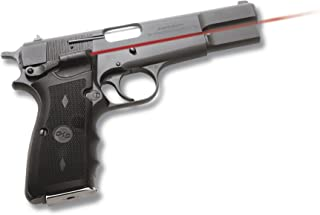 Crimson Trace LG-309 Lasergrips Red Laser Sight Grips for Browning Hi-Power Pistols