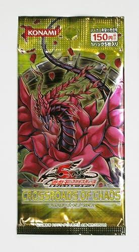 en stock Yugioh 5D's 5D's 5D's Japanese Crossroads of Chaos Booster Pack (japan import)  compras de moda online