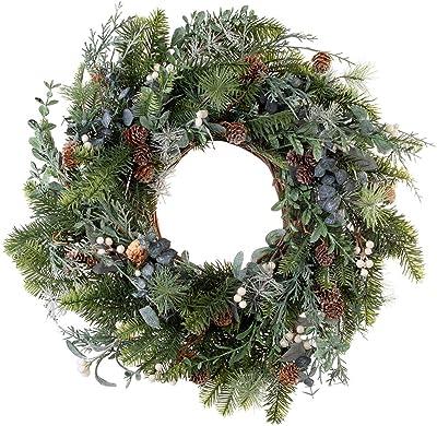 Vickerman Nederland Mixed Pine Series Wreath R173430