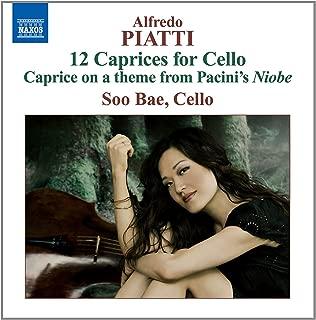 12 Caprices for Cello
