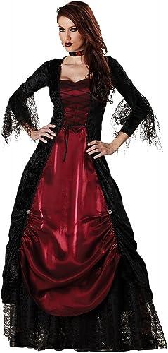 Gothic Lady Vampirin Kostüm- Large