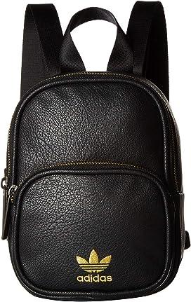 bb71605af adidas Originals Originals Santiago Mini Backpack at Zappos.com