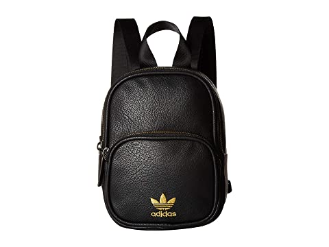 adidas Originals Originals Mini PU Leather Backpack at Zappos.com 9762f4b8dfa38