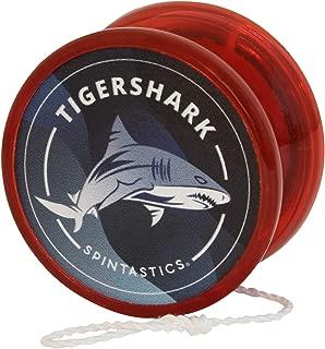 Spintastics Tigershark Ball Bearing Axle Pro Yoyo … (red)