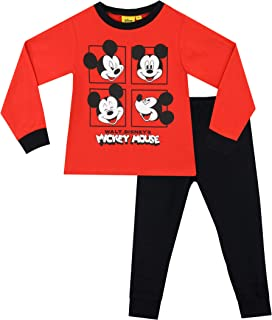 a360205a6fd80 Disney - Ensemble De Pyjamas - Mickey Mouse - Garçon