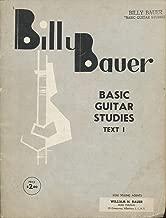 Billy Bauer Basic Guitar Studies, Text 1