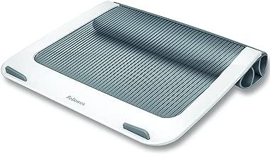 Fellowes I-Spire Series Laptop Lapdesk, White/Gray (9381201)