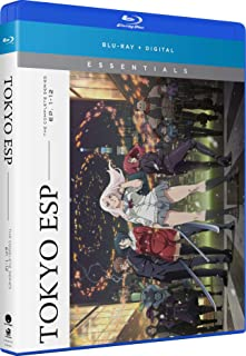 Tokyo ESP: The Complete Series [Blu-ray]