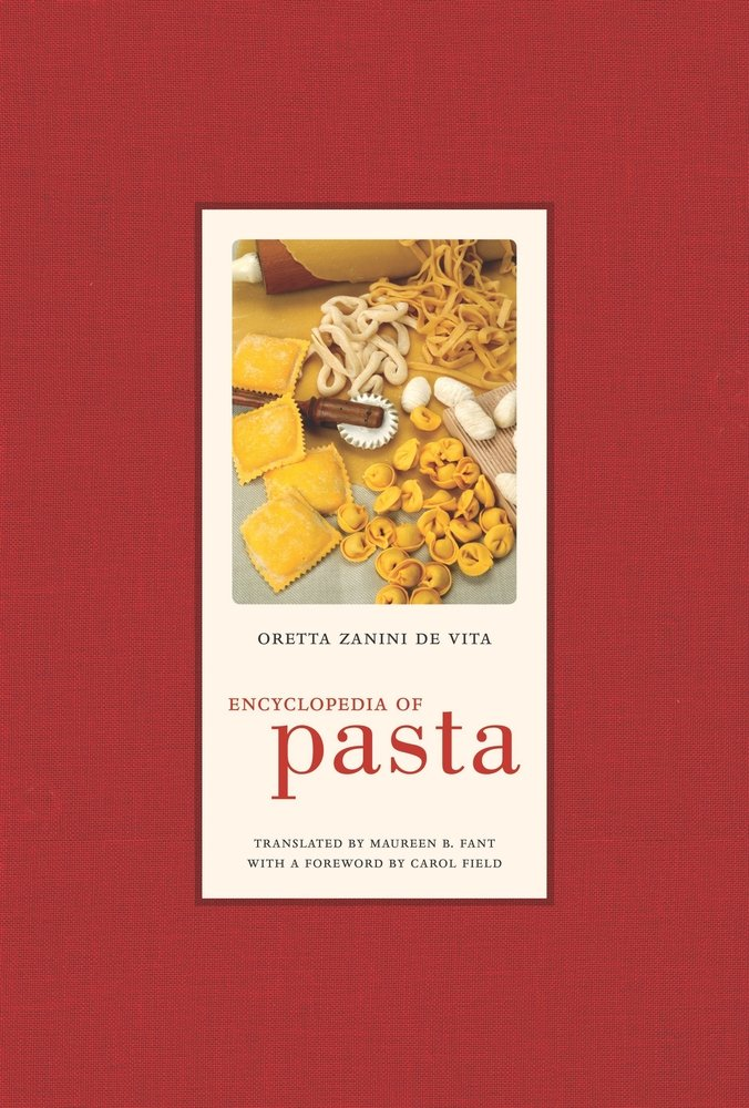 Image OfEncyclopedia Of Pasta – Foreword By Carol Field