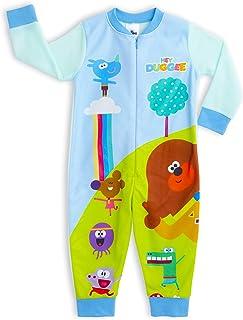 Motivo Tuta Intera da Bambino in Pile Super Morbido The PyjamaFactory squalo