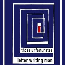 Letter Writing Man