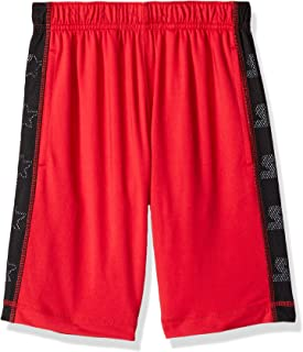 Best red basketball shorts boys Reviews