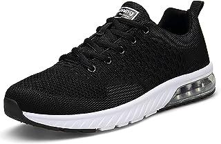 Mishansha Unisex loopschoenen ademend outdoor running lichte gymschoenen voor dames heren maat 36-46