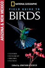National Geographic Field Guide to Birds: Arizona & New Mexico
