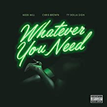 Whatever You Need (feat. Chris Brown & Ty Dolla $ign) [Explicit]