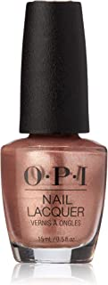 OPI Nail Polish Metallics Collection, Nail Lacquer, 0.5 Fl Oz