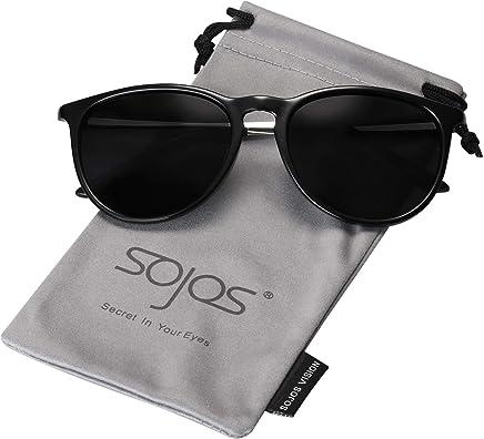 900e7d6375 SojoS Unisex Super Wayfarer Style Polarized Lens Sunglasses Men Women  Glasses