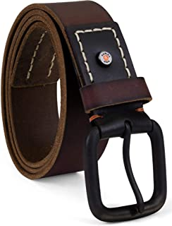 Timberland PRO mens 40mm Workwear Leather Belt Belt