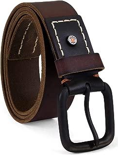 Men's 40mm Workwear Leather Belt