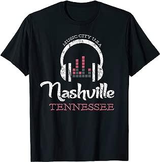 Nashville TN, Vintage Music Shirt, Country Music Gift T-Shirt