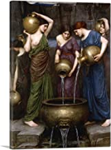 ARTCANVAS Danaides 1903 Canvas Art Print by John William Waterhouse - 26